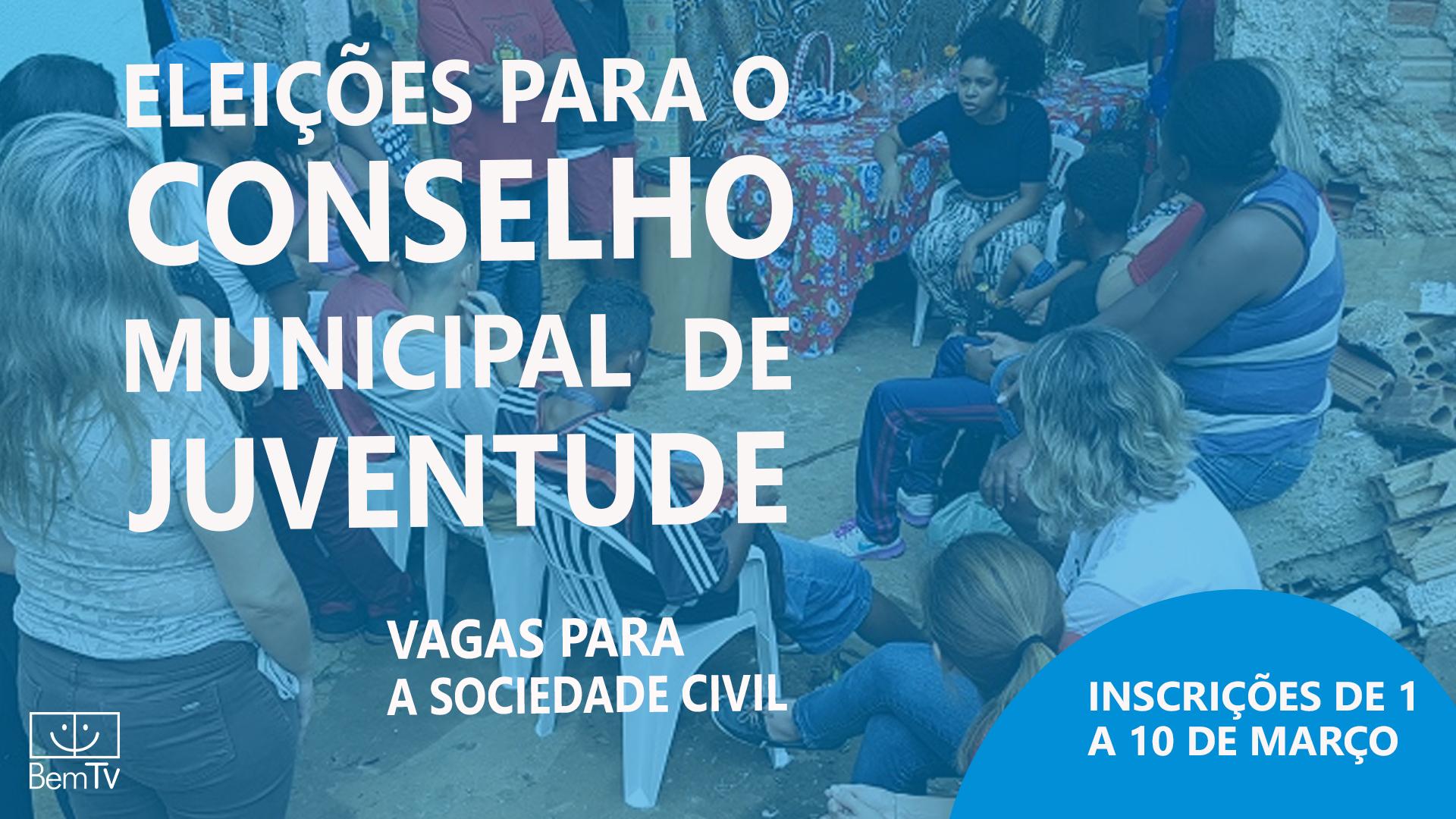 eleição para o conselho municipal de juventude de Niterói